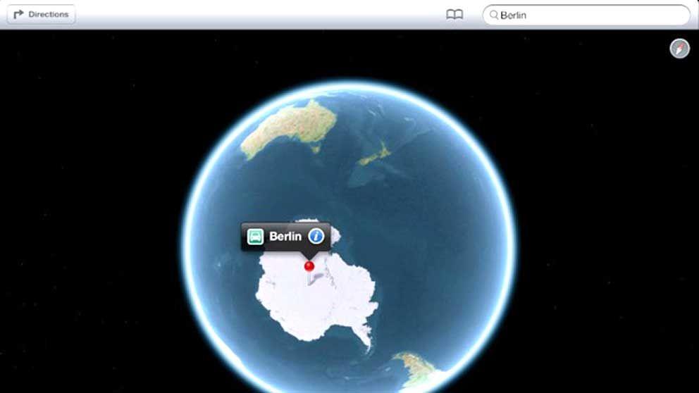 Berlin har blivit huvudort på Antarktis.