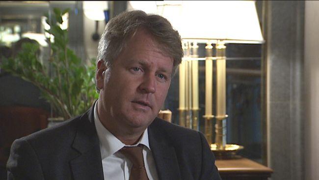 Lars Carlström blev uppmanad att