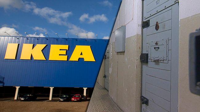 Ikea medger utnyttjande av politiska fångar.