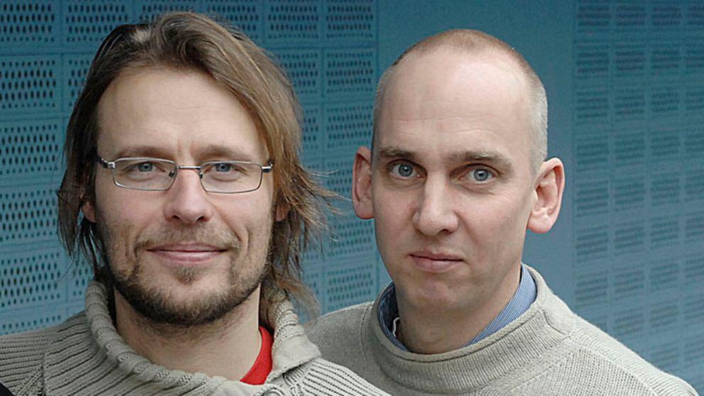 Sven Bergman och Fredrik Laurin