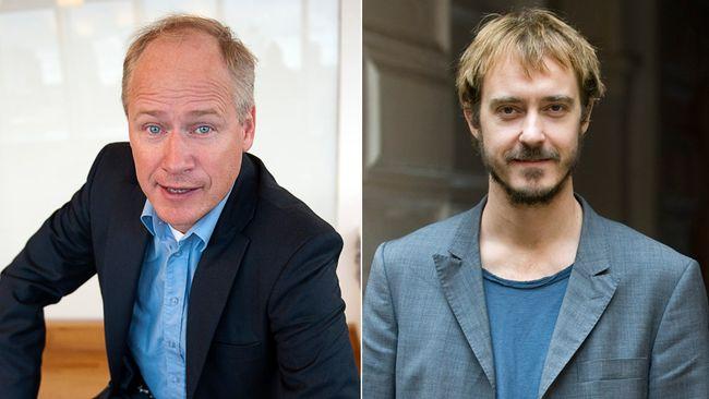 Robert Gustafsson & Jonas Karlsson