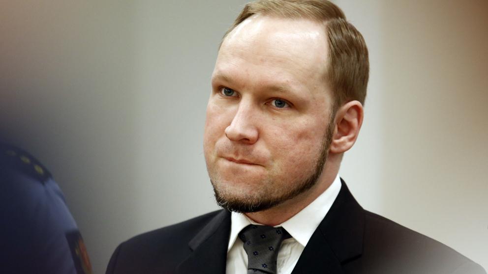 Breivik talade i ratten 1