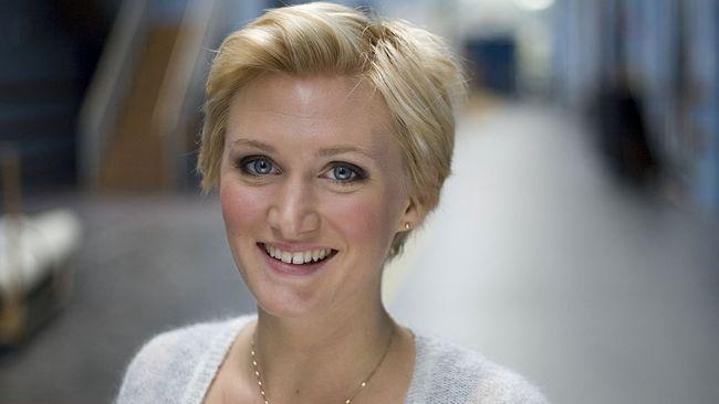 Sissela Benn spelar mamma Knota i 2013 års julkalender.