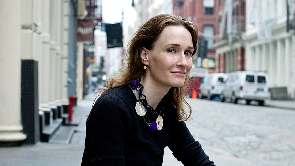Jenny Nordberg, frilansjournalist, har många gånger utsatts för hot och hat på nätet för saker hon skrivit.