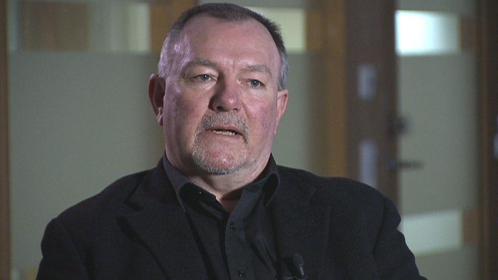 Anders Ahlqvist, it-brottsspecialist på Rikspolisstyrelsen