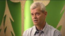 Vi har inget avtal som inbegriper något ansvar för hans personal, säger Jan Sandström, skogschef Holmen AB.