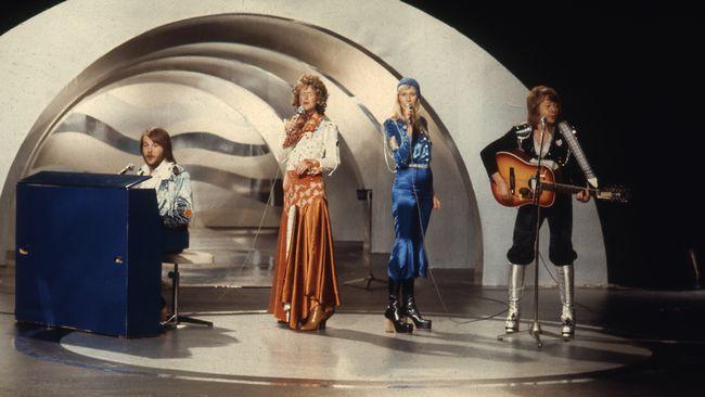 ABBA vann Eurovision 1974 med