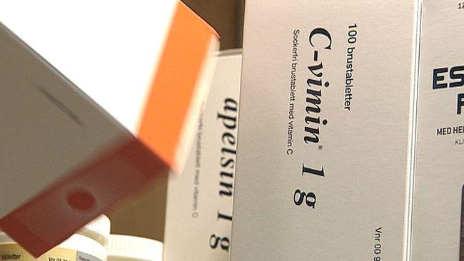 C-vitamin brus