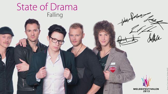 State of Drama – Falling