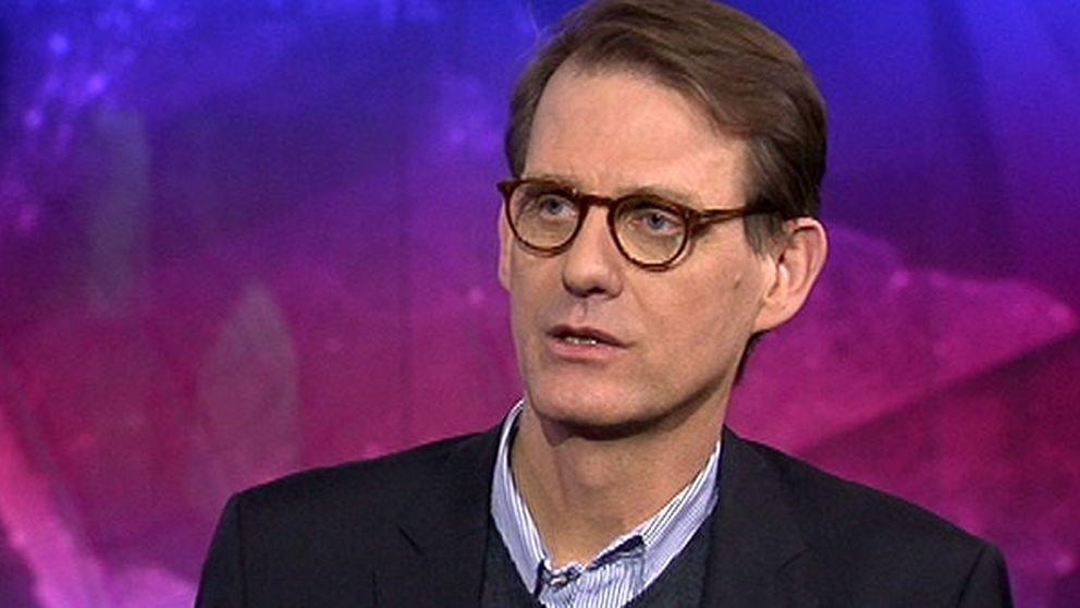 Hjärnforskaren Martin Ingvar. Foto: SVT