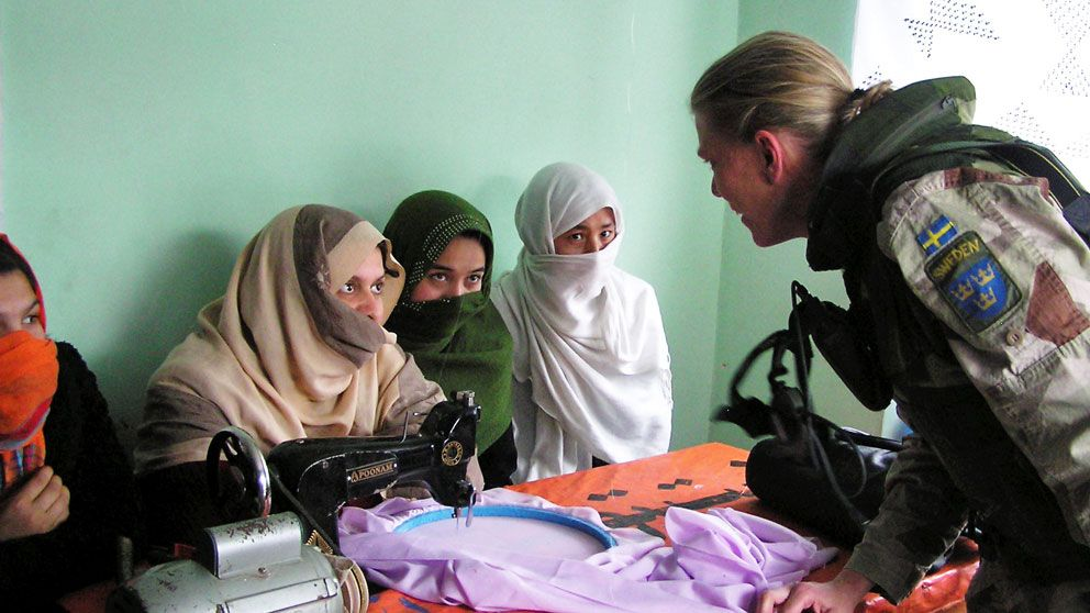 Afghanska kvinnor xxx realize