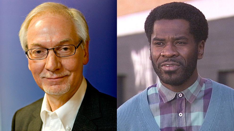 Jan Axelsson, SVT, och Kitimbwa Sabuni, Svenska muslimer i samarbete.