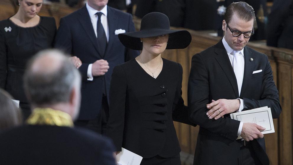 slipsfärg vid begravning