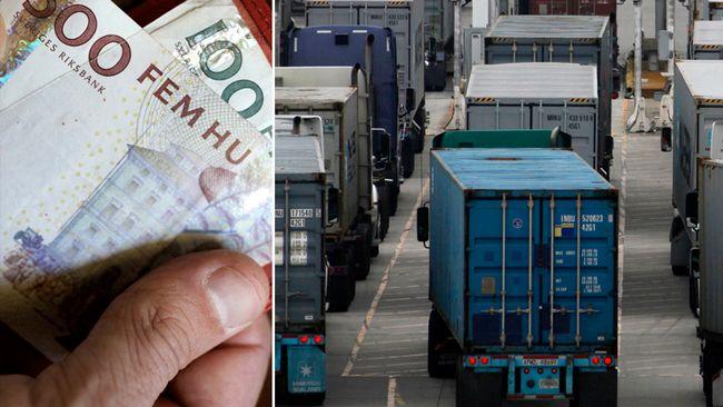 Prispressen sparar bara några promille menar transportexpert.