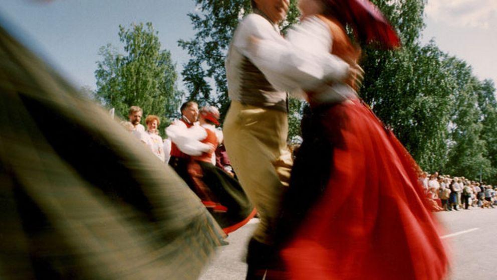 par tillfällig dansa i Malmö