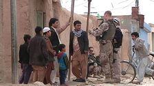 Gatumiljö i Afghanistan