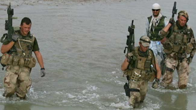 Hotbilden okar i afghanistan
