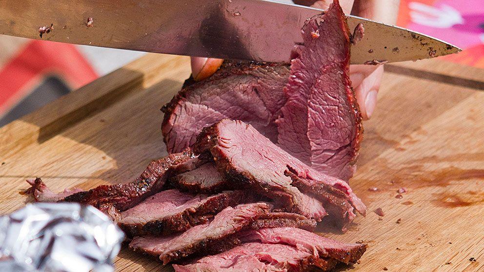 vad är rött kött