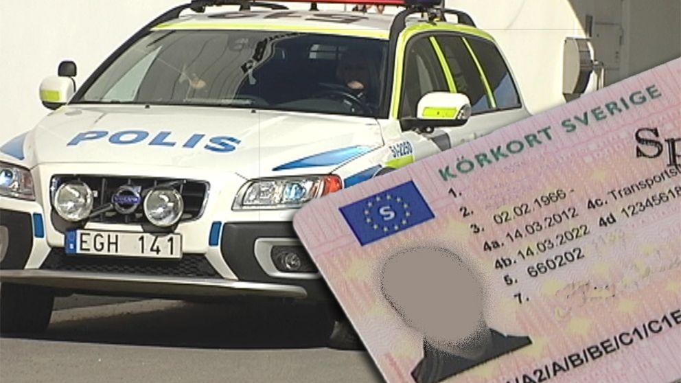 Bildresultat för polisen körkort