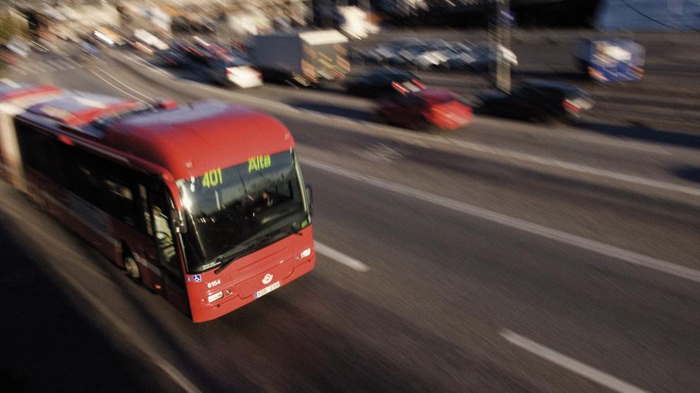 Ratt att kameraovervaka bussar i dalarna