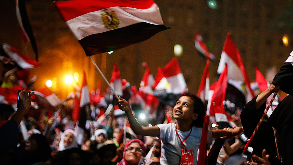 Islamister pa nytt vinnare i egypten