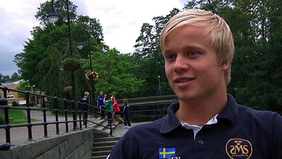Rosenqvist startar forst