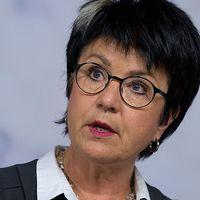 Eva-Lis Sirén, ordförande Lärarförbundet.