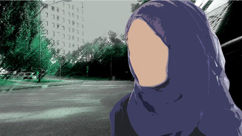 Utredning om hijabmisshandel nedlagd