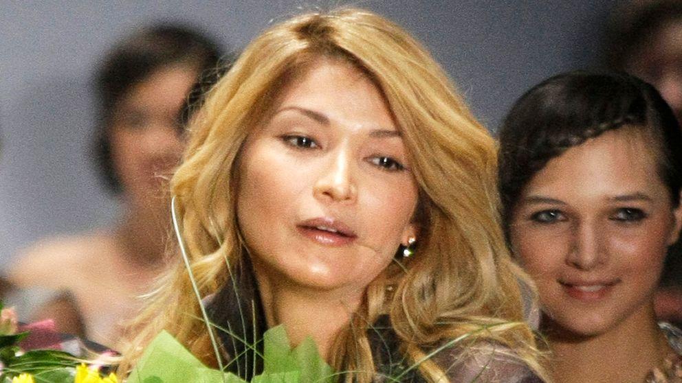 Gulnara Karimova, dotter till Uzbekistans president.