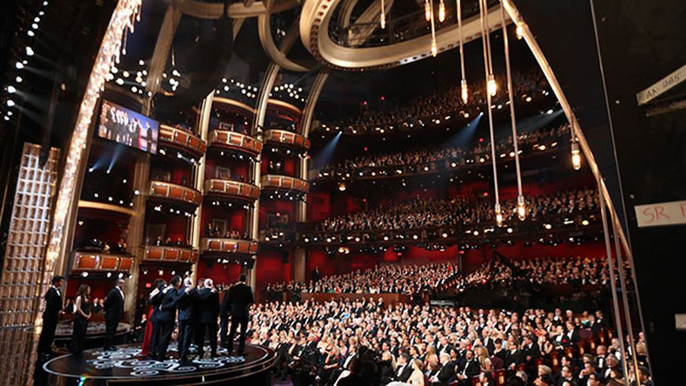 The Dolby Theatre i Los Angeles, USA.