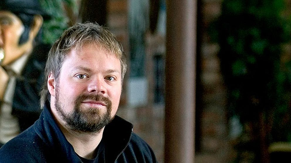 Daniel Johansson, forskare i datavetenskap med inriktning musik- och kulturstudier.