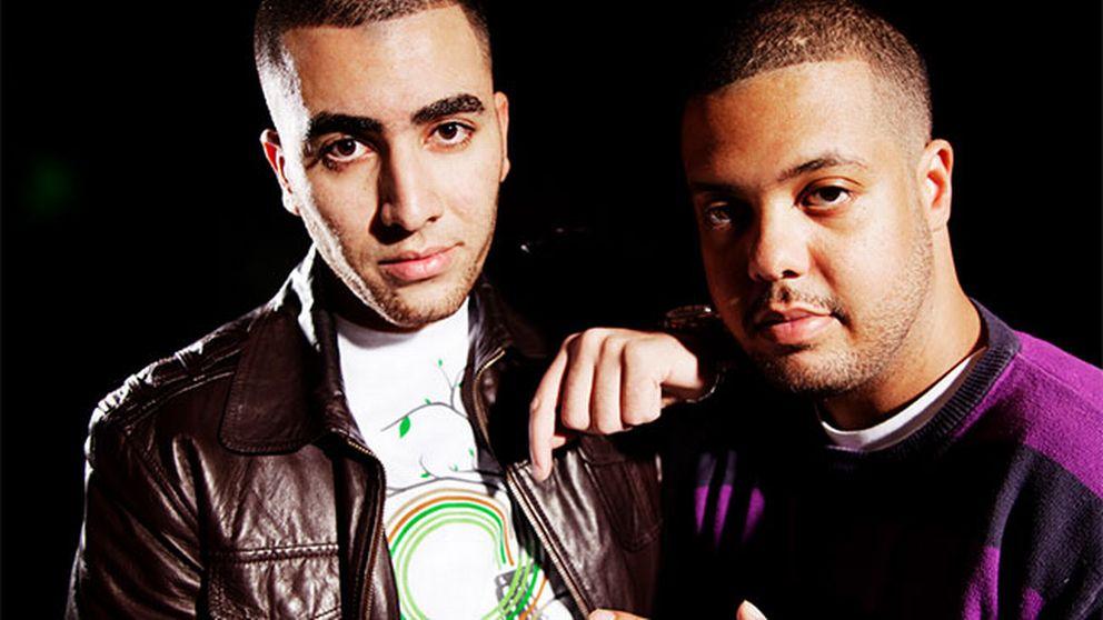 Hiphopduon Mohammed Ali en av många artister som lanserades via forumet Whoa.