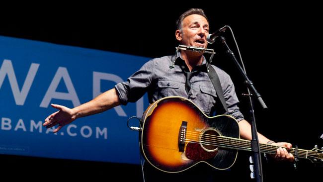 Springsteen slpper ny platta