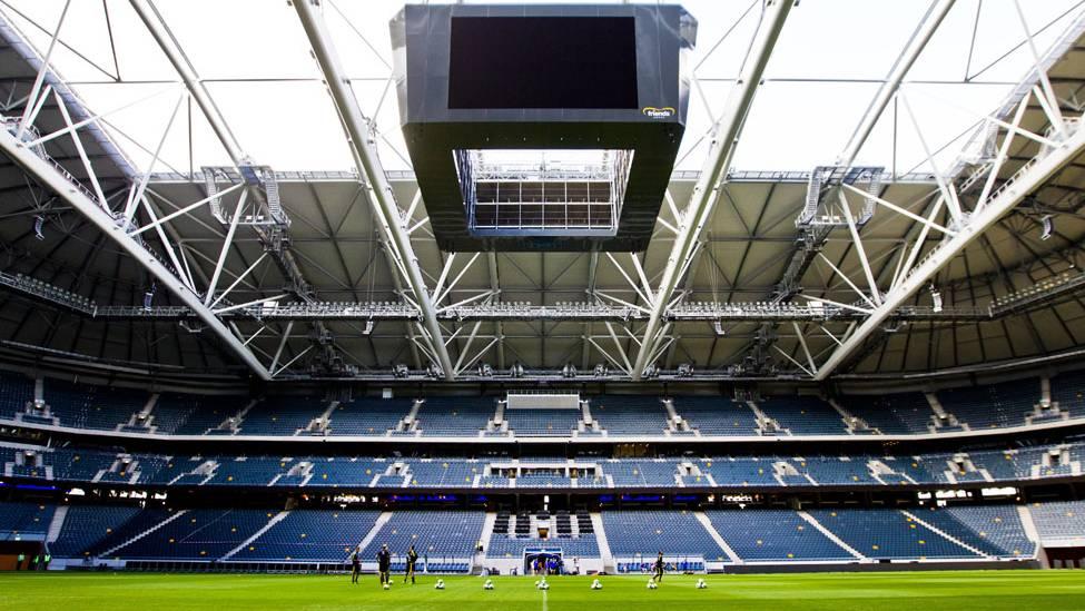 Staderna som vill ha fotbolls em 2020