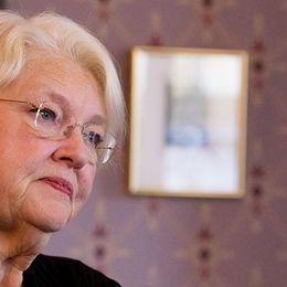"""Marit Christensen har skrivit boken """"Moren""""."""