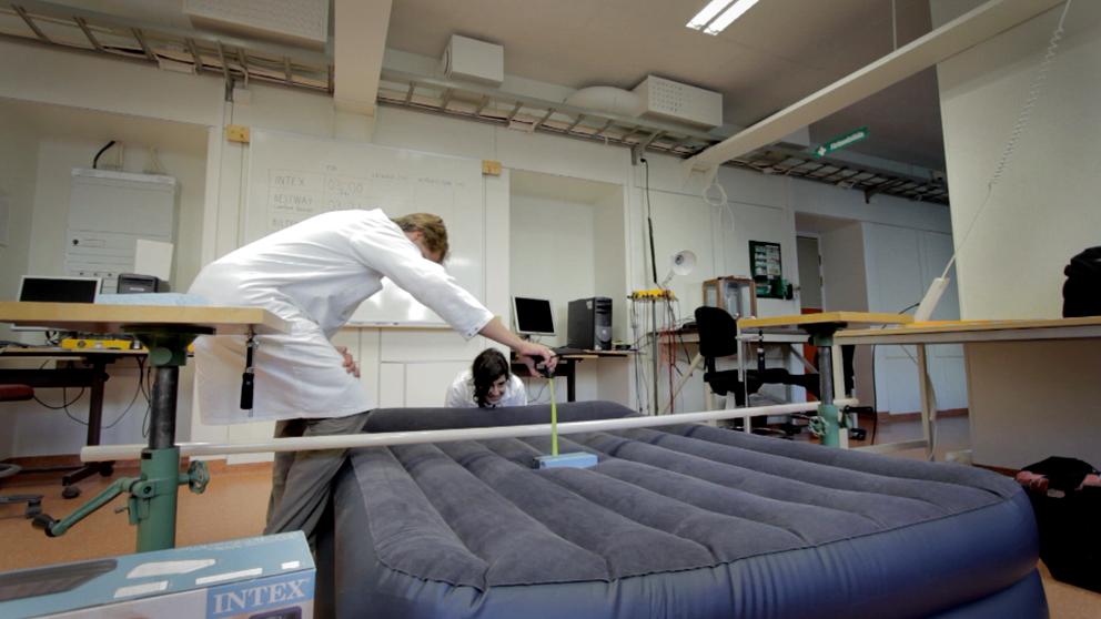 Ultra Biltemas bädd är bekvämast | SVT.se PA-75