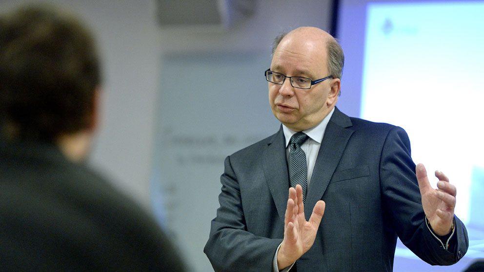 Dag Hartelius, FRA:s nye generaldirektör