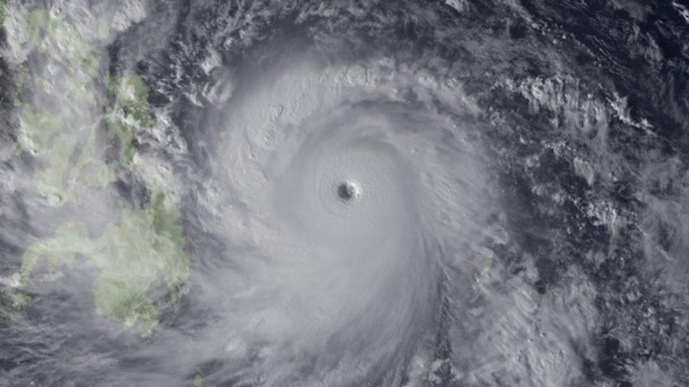 Foto: Japan Meteorological Agency/NOAA