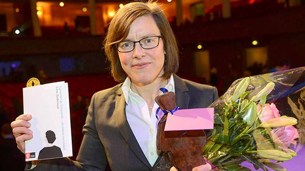 Lena Andersson.