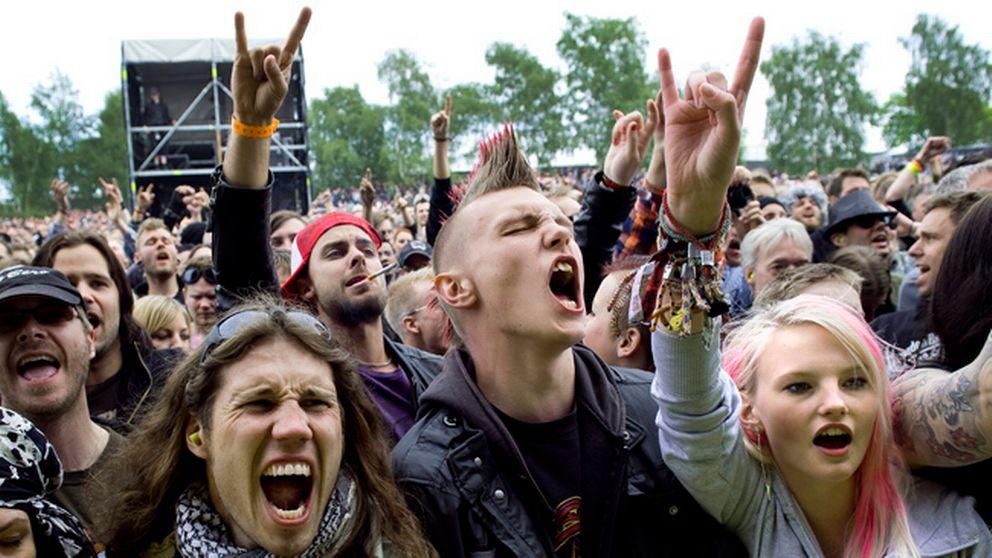Sweden Rock slipper böteslappen på 250.000 kronor som gällde för höga ljudvolymer vid konserter.