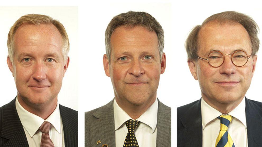 Johan Pehrson (FP), Jan Ericson (M) och Per Westerberg (M) vill inte vara med när Timbuktu får pris.