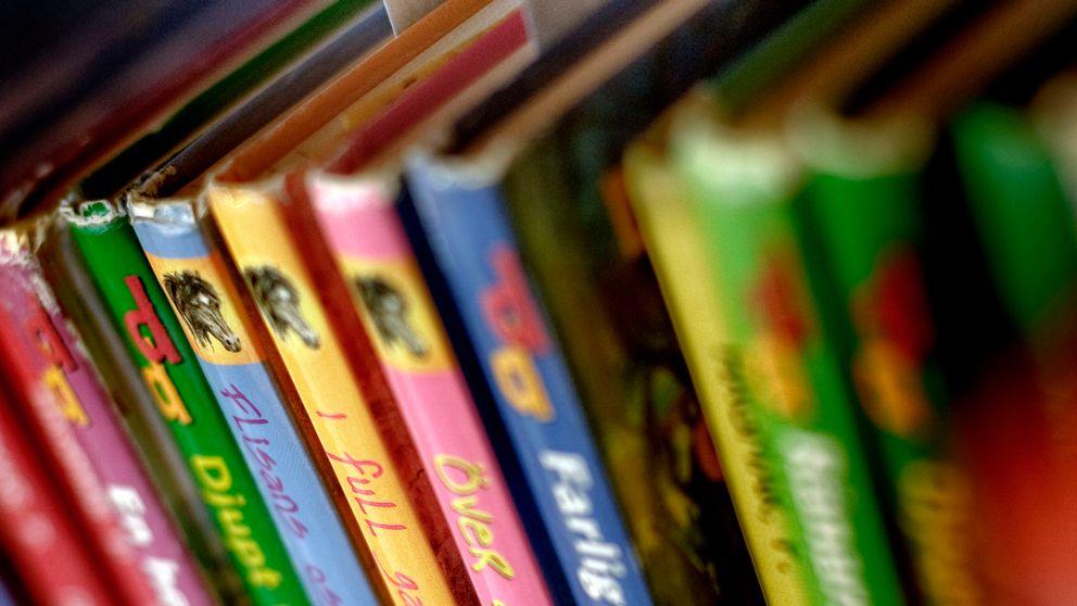 nästan hälften av Sveriges skolbibliotek står utan personal