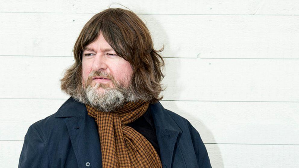 """Ebbot Lundberg, före detta sångare i The Soundtrack of our lives och aktuellt senast i TV-serien """"Så mycket bättre""""."""