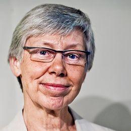 Madeleine Leijonhufvud, professor i straffrätt.
