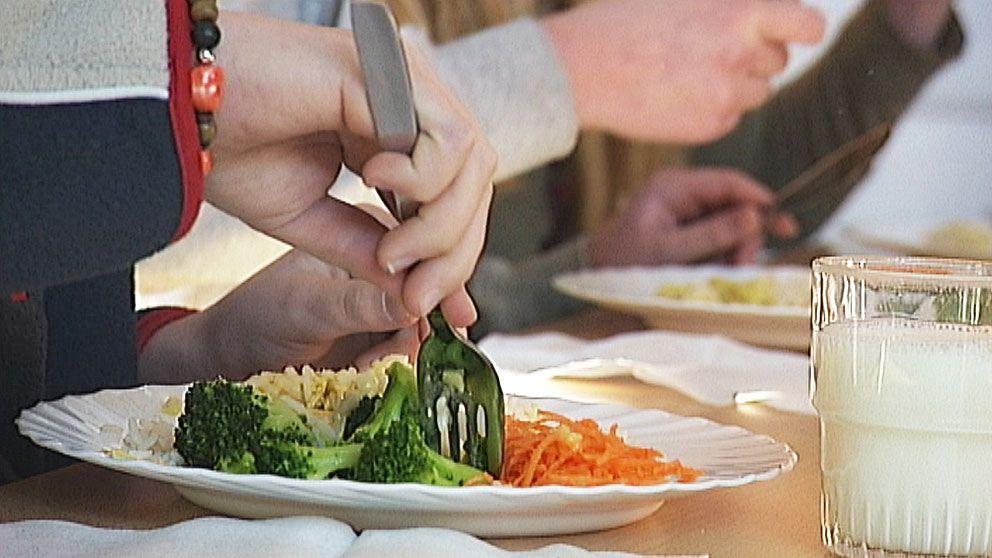 vegetarisk lunch linköping