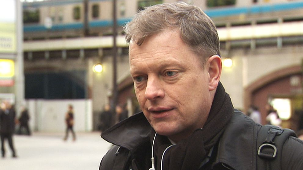 Tomas Kåberger, professor på Chalmers tekniska högskola.