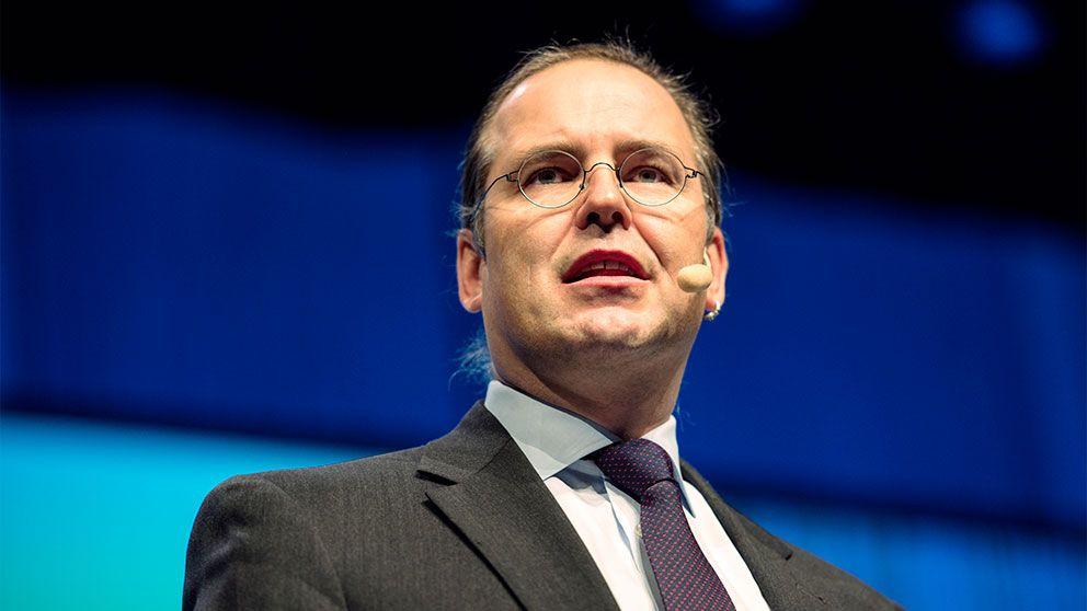 Finansminister Anders Borg.