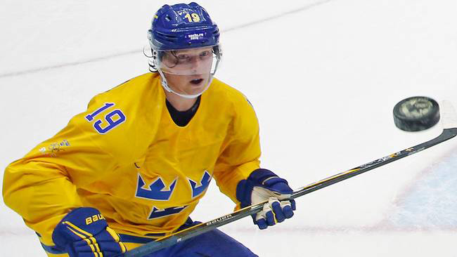 Nicklas backstrom frias av iihf