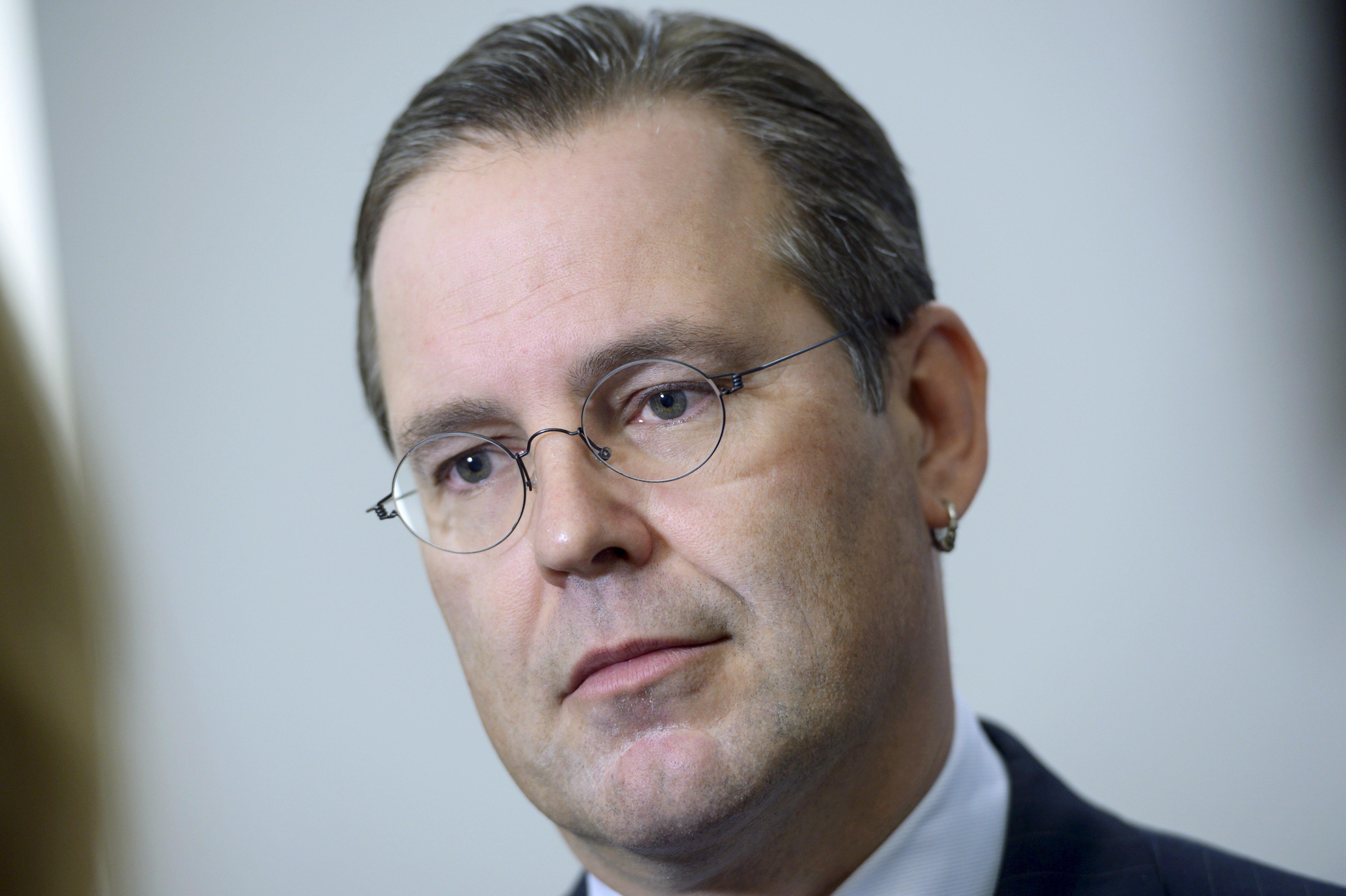 Borg fjarde basta finansministern
