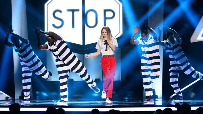 Ace Wilder i Melodifestivalen